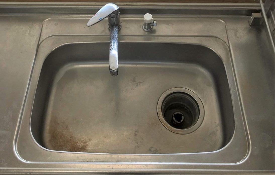川西市 キッチン/シンク&排水口のお掃除 ハウスクリーニング/おそうじ/ おそうじプラス
