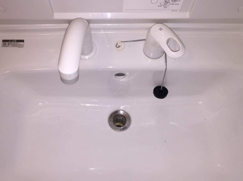 伊丹市 「洗面所クリーニング」ハウスクリーニング お掃除/おそうじプラス