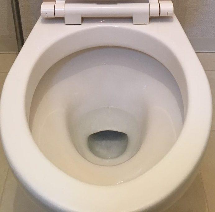 """伊丹市 トイレクリーニングで""""清潔、綺麗、快適""""に♪尿石・黄ばみ・黒ずみ・水垢の除去 お掃除のことならおそうじプラスへ"""