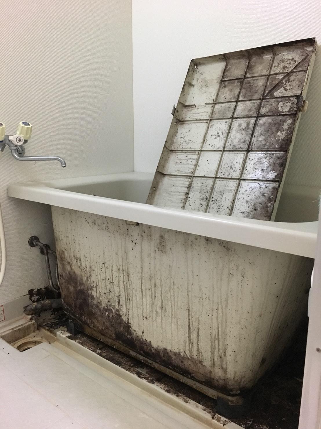 「お風呂掃除」 お掃除が苦手で困っているお客様、おそうじプラスに是非おまかせください!名もなき家事&パラレル家事で解決!