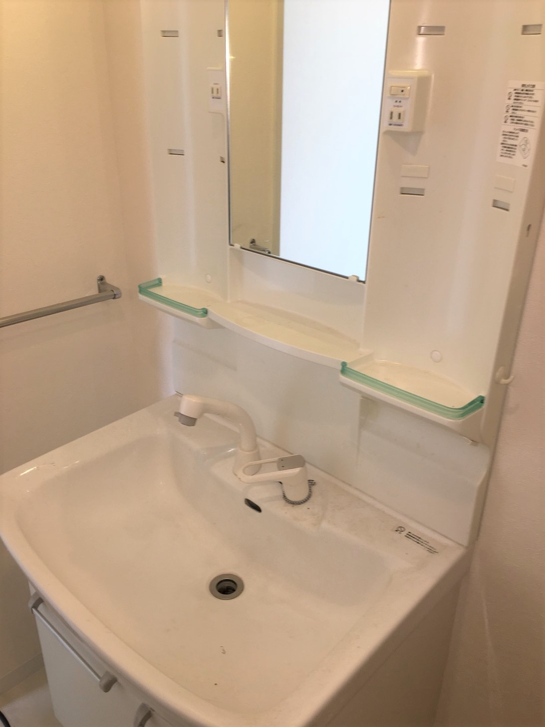 宝塚市 洗面台クリーニング♪水回り定期的清掃~ハウスクリーニングはおそうじプラスまで!
