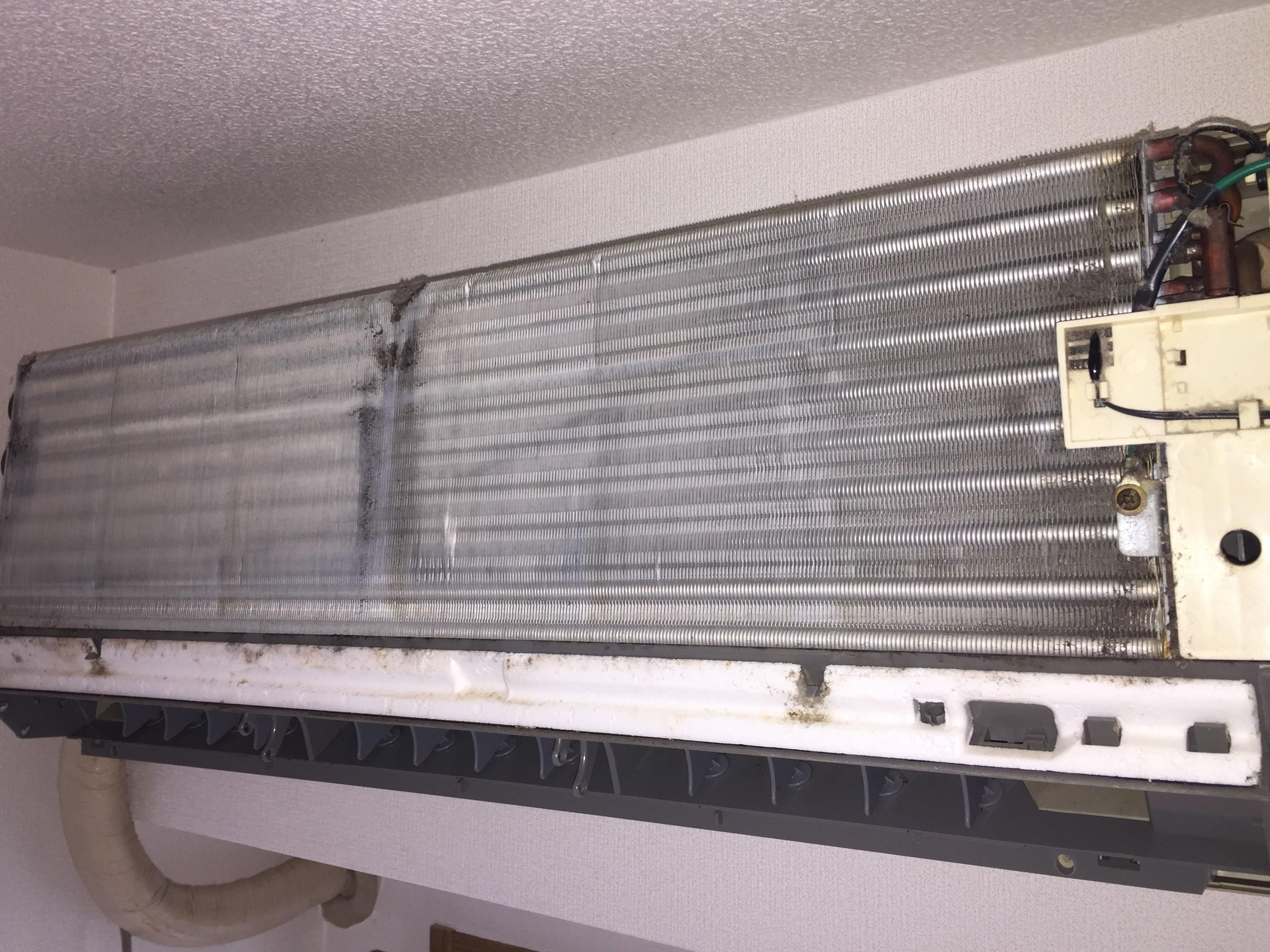 エアコン清掃 おそうじプラス エアコンクリーニング#壁掛け#すっきり#きれい#ハウスクリーニング!エアコン掃除プロにお任せ下さい。#おそうじプラス